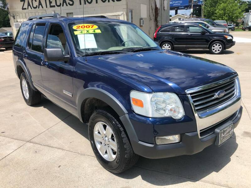 2007 Ford Explorer for sale at Zacatecas Motors Corp in Des Moines IA
