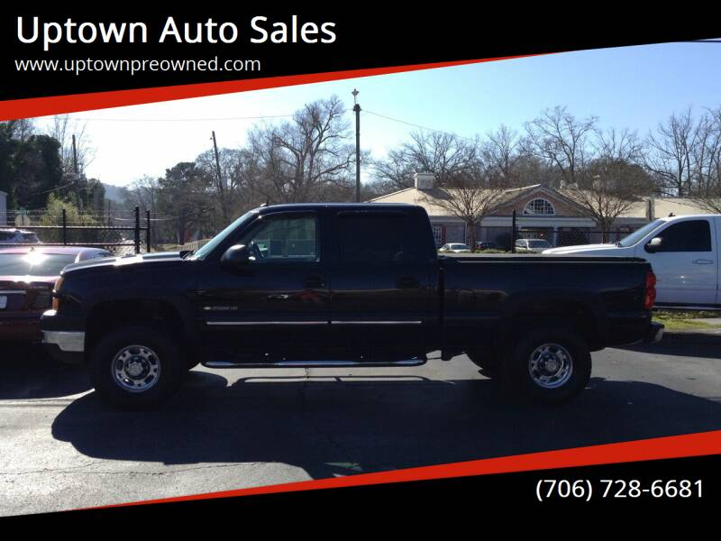 2005 Chevrolet Silverado 2500HD for sale at Uptown Auto Sales in Rome GA