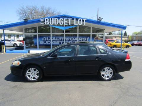 2006 Chevrolet Impala for sale at THE BUDGET LOT in Detroit MI