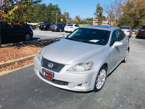 2009 Lexus IS 250 for sale at Atlanta Motor Sales in Loganville GA