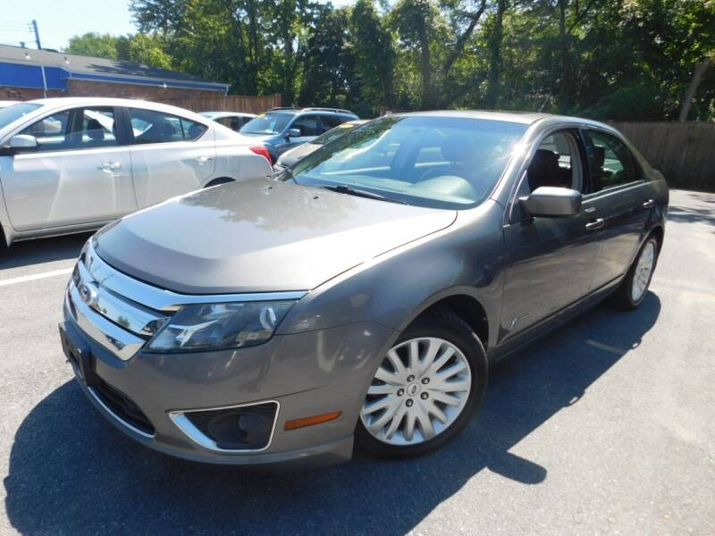 2011 Ford Fusion Hybrid for sale in Laurel, MD