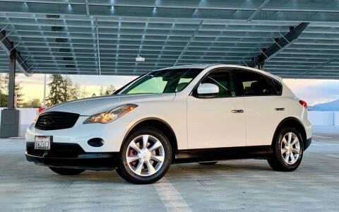 2010 Infiniti EX35 for sale at Car Hero LLC in Santa Clara CA
