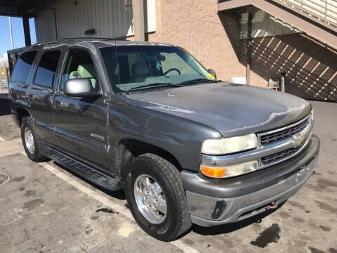 2000 Chevrolet Tahoe for sale at Auto Bike Sales in Reno NV