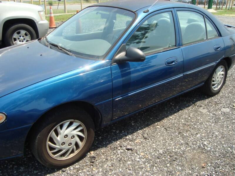 1999 Ford Escort for sale at Branch Avenue Auto Auction in Clinton MD