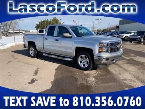 2014 Chevrolet Silverado 1500 for sale at LASCO FORD in Fenton MI