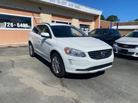 2015 Volvo XC60 for sale at City to City Auto Sales in Richmond VA