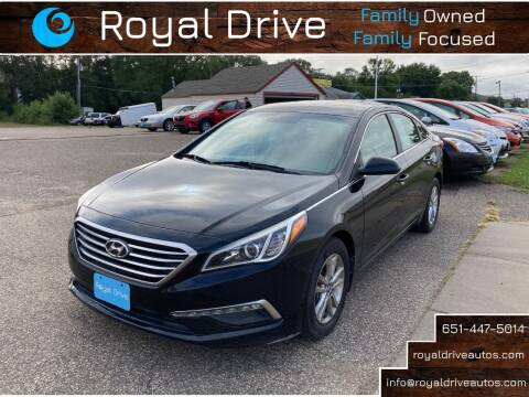 2015 Hyundai Sonata for sale at Royal Drive in Newport MN