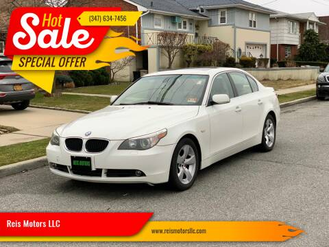 2004 BMW 5 Series for sale at Reis Motors LLC in Lawrence NY