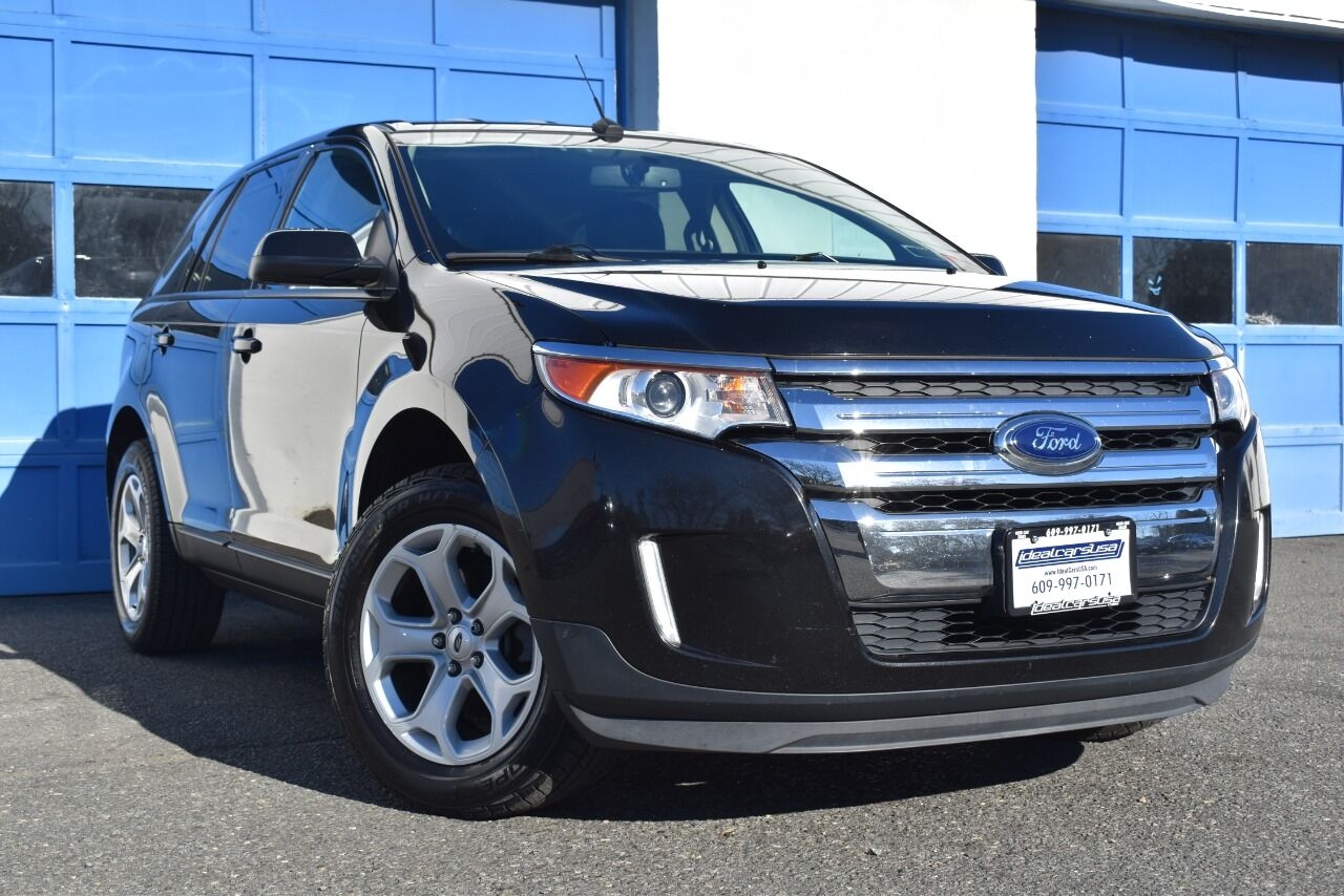 2012 Ford Edge SEL AWD 4dr Crossover full