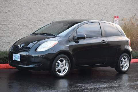 2008 Toyota Yaris for sale at Overland Automotive in Hillsboro OR