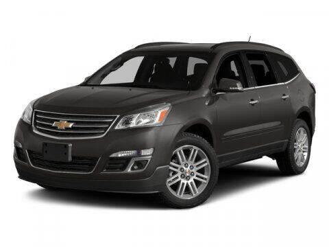 2015 Chevrolet Traverse for sale at Carmart 360 Missoula in Missoula MT
