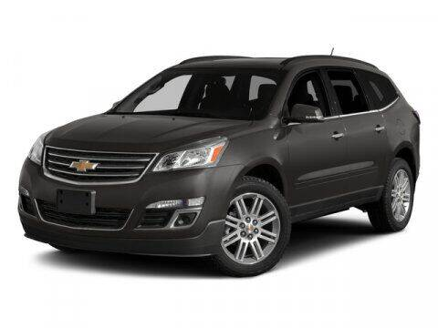 2015 Chevrolet Traverse for sale at Bergey's Buick GMC in Souderton PA