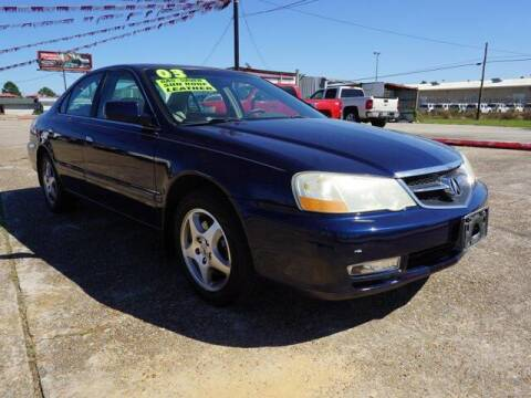 2003 Acura TL for sale at BLUE RIBBON MOTORS in Baton Rouge LA