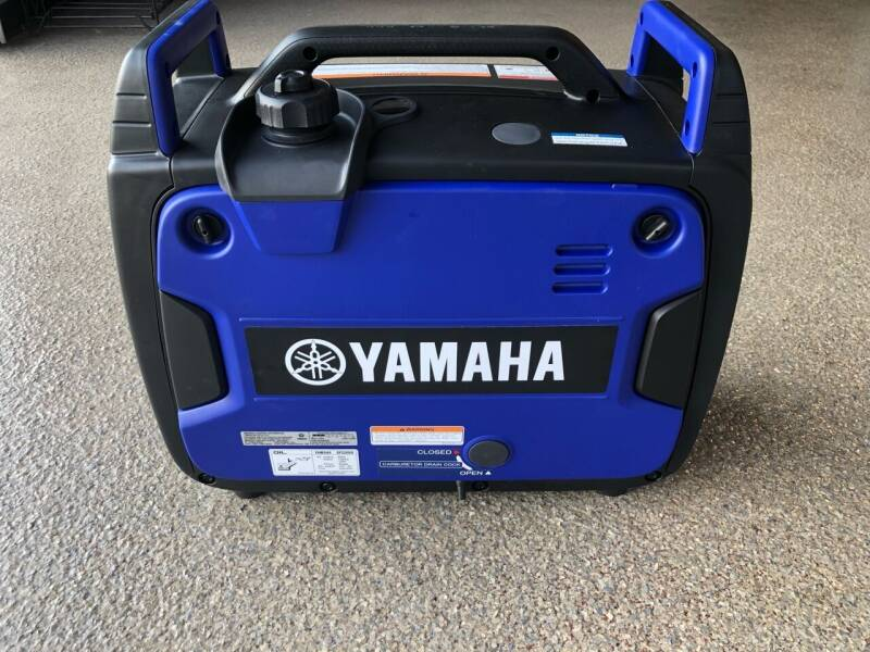 2020 Yamaha EF2200iS for sale in Wheaton, MN