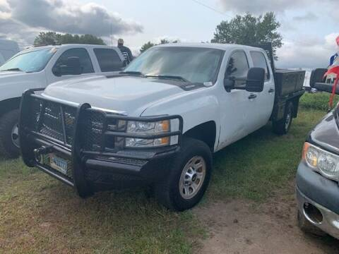 2014 Chevrolet Silverado 3500HD for sale at Four Boys Motorsports in Wadena MN