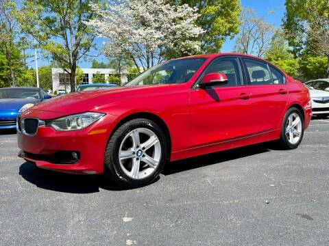 2013 BMW 3 Series for sale at Weaver Motorsports Inc in Cary NC