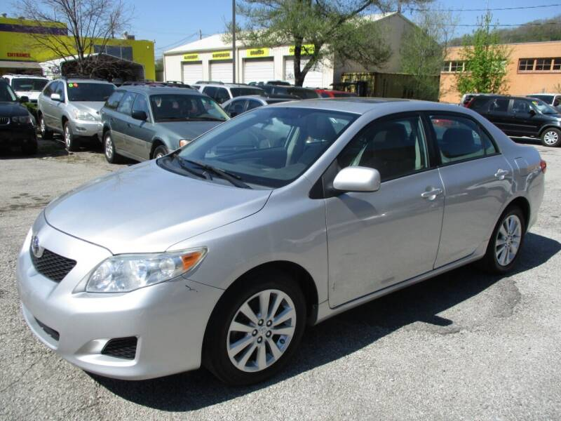 2009 Toyota Corolla for sale at Ideal Auto in Kansas City KS