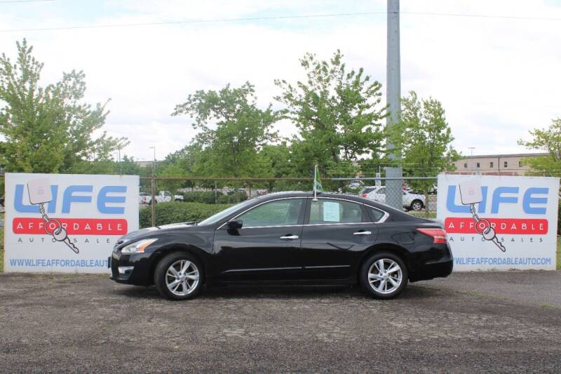 2013 Nissan Altima for sale at LIFE AFFORDABLE AUTO SALES in Columbus OH
