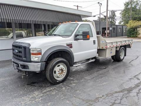 2008 Ford F-450 Super Duty for sale at GAHANNA AUTO SALES in Gahanna OH