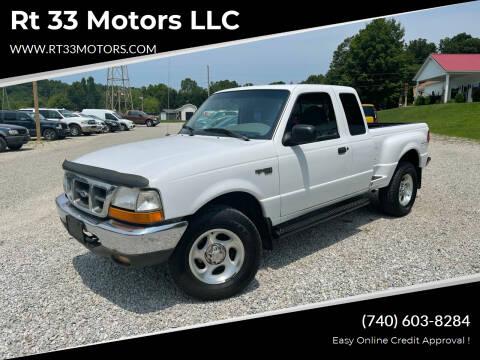 2000 Ford Ranger for sale at Rt 33 Motors LLC in Rockbridge OH