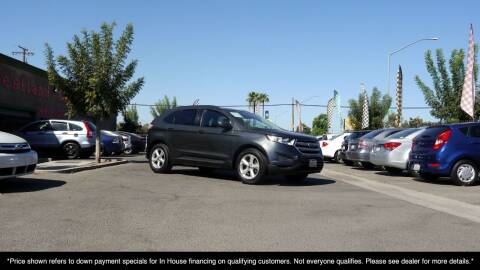 2015 Ford Edge for sale at Westland Auto Sales in Fresno CA