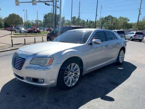 2011 Chrysler 300 for sale at Smart Buy Car Sales in Saint Louis MO