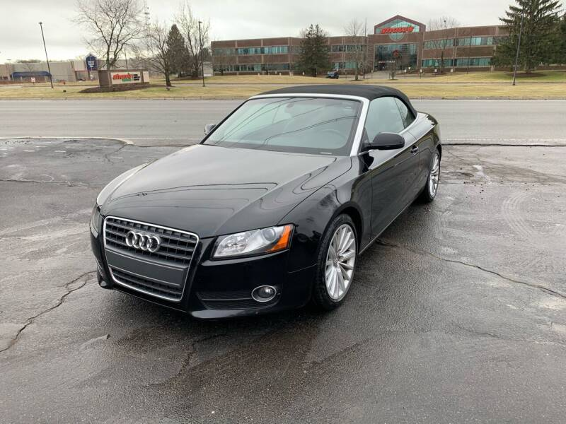 2012 Audi A5 for sale at Lux Car Sales in South Easton MA