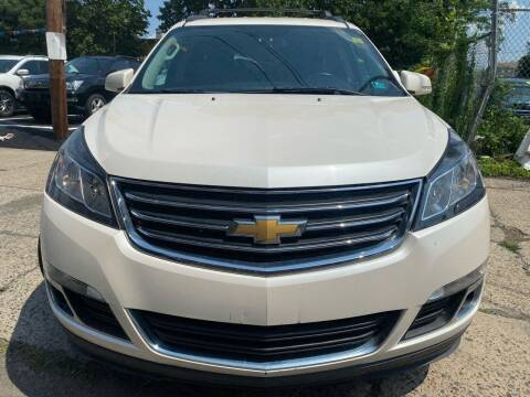 2013 Chevrolet Traverse for sale at Best Cars R Us in Plainfield NJ