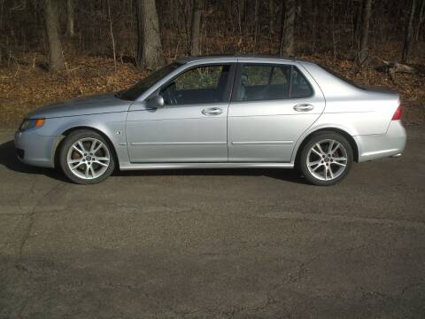 2006 Saab 9-5 for sale at FOUR SEASONS MOTORS in Plainview MN