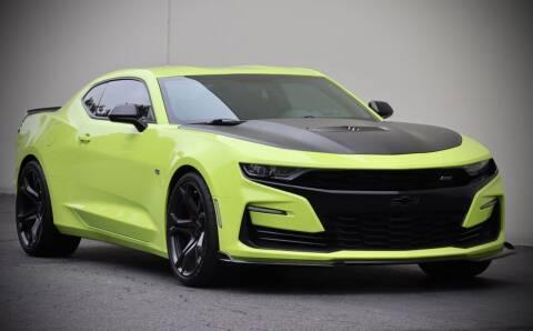 2019 Chevrolet Camaro for sale at MS Motors in Portland OR