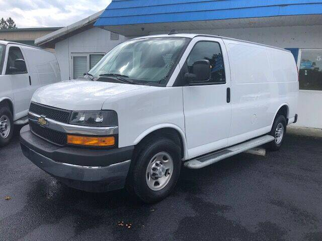 2019 Chevrolet Express Cargo for sale at BATTENKILL MOTORS in Greenwich NY