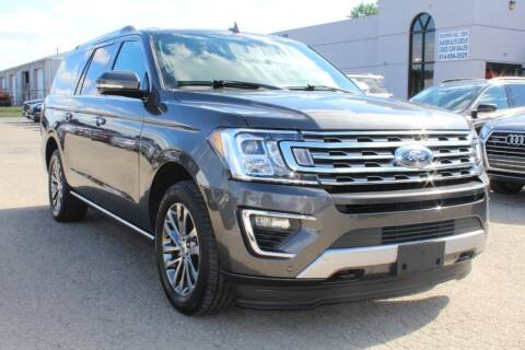 2018 Ford Expedition MAX for sale at SHAFER AUTO GROUP in Columbus OH