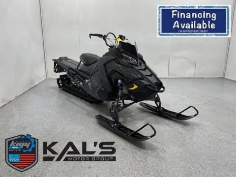 2021 Polaris RMK KHAOS 850 165'' ES  for sale at Kal's Motorsports - Snowmobiles in Wadena MN