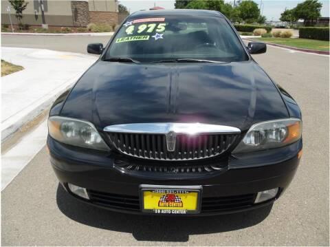 2002 Lincoln LS for sale at 3B Auto Center in Modesto CA