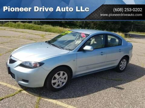 2007 Mazda MAZDA3 for sale at Pioneer Drive Auto LLc in Wisconsin Dells WI