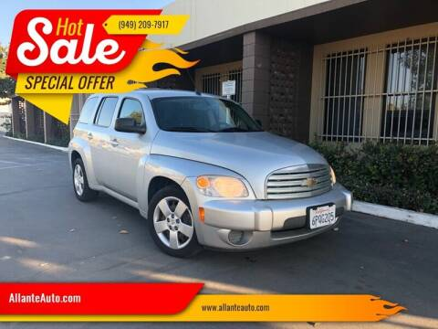 2011 Chevrolet HHR for sale at AllanteAuto.com in Santa Ana CA