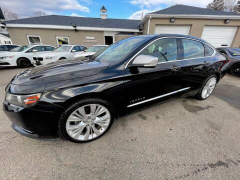 2015 Chevrolet Impala for sale at Ultra Auto Center in North Attleboro MA