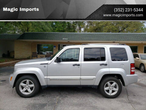 2011 Jeep Liberty for sale at Magic Imports in Melrose FL