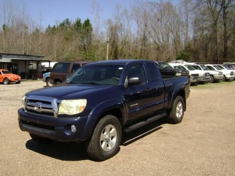 2007 Toyota Tacoma for sale at Tom Boyd Motors in Texarkana TX