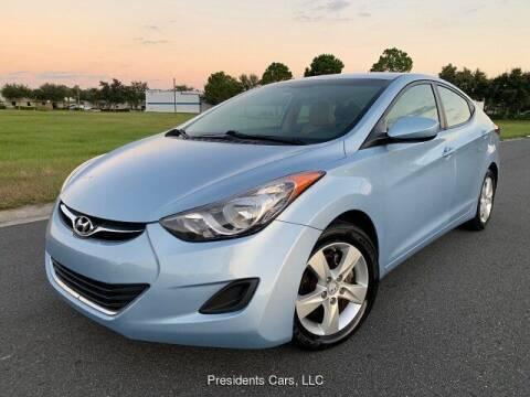2011 Hyundai Elantra for sale at Presidents Cars LLC in Orlando FL