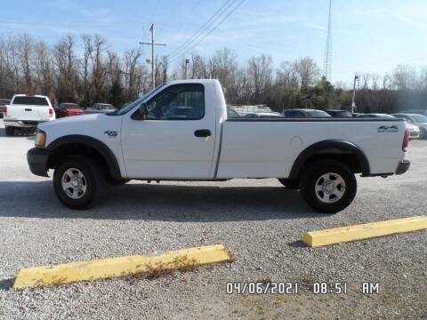 2003 Ford F-150 for sale at Town and Country Motors in Warsaw MO