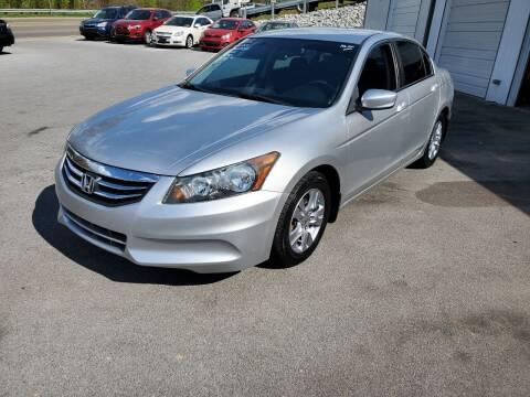2012 Honda Accord for sale at DISCOUNT AUTO SALES in Johnson City TN
