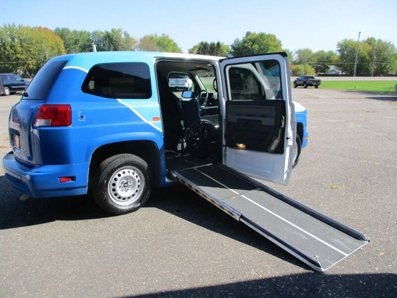 2014 Mobility Ventures mv-1 for sale at Midstate Sales in Foley MN