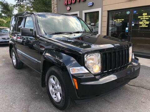 2009 Jeep Liberty for sale at Route 123 Motors in Norton MA