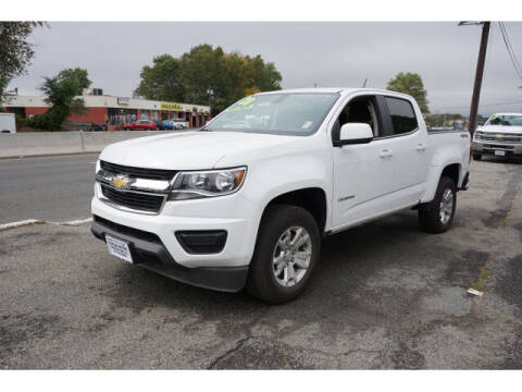 2020 Chevrolet Colorado for sale at Scheuer Motor Sales INC in Elmwood Park NJ
