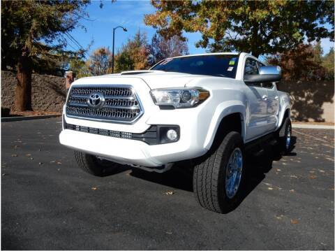 2017 Toyota Tacoma for sale at A-1 Auto Wholesale in Sacramento CA