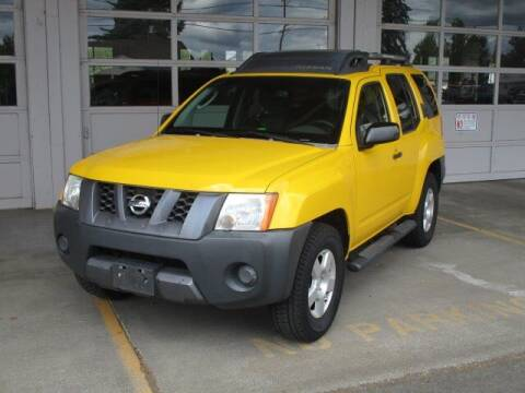 2007 Nissan Xterra for sale at Select Cars & Trucks Inc in Hubbard OR