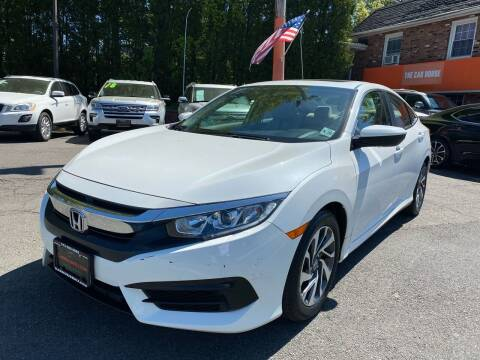 2018 Honda Civic for sale at The Car House in Butler NJ