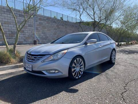 2011 Hyundai Sonata for sale at AUTO HOUSE TEMPE in Tempe AZ