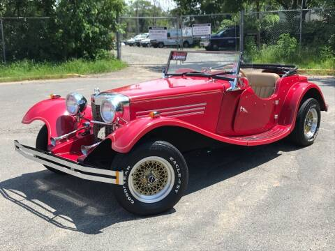 1986 Classic Roadster Baron for sale at JMAC IMPORT AND EXPORT STORAGE WAREHOUSE in Bloomfield NJ